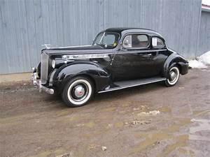 1940 Packard 110 Business Coupe | Packard | Pinterest ...