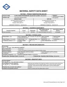 Clorox Disinfecting Bathroom Cleaner Msds Sheet by Clorox Bathroom Cleaner Msds