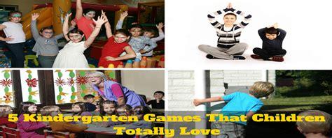 5 kindergarten that children totally 513 | 5 Kindergarten Games That Kids Totally Love1