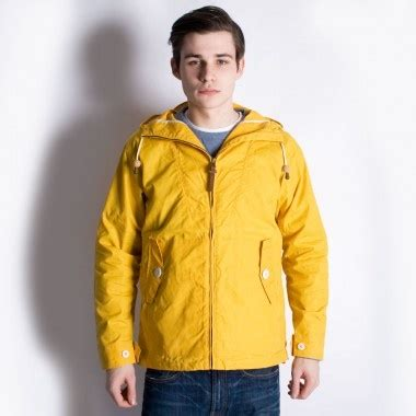 Nordic Boats Apparel by Penfield Gibson Jacket In Boat Yellow S Apparel I