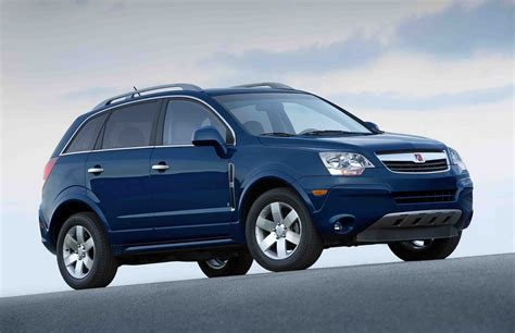 2009 Saturn Vue  Overview Cargurus