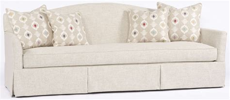 Rounded Back Sofa by White Rounded Back Sofa