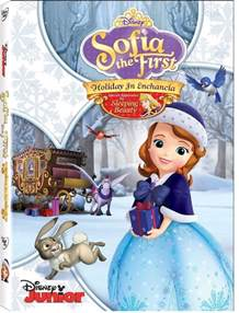 sofia the in enchancia dvd hitting november 4th are you screening
