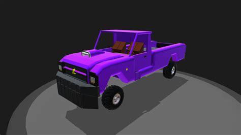 Simpleplanes  Thanos Car Thanos Car