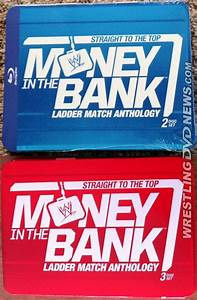 Wwe Releases  U0026 39 Money In The Bank Anthology U0026 39  Dvd