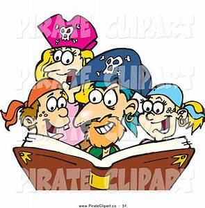 Family Reading Book Clipart - Clipart Suggest