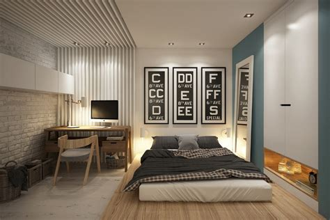 40 Square Meters Transformed By Curly Design