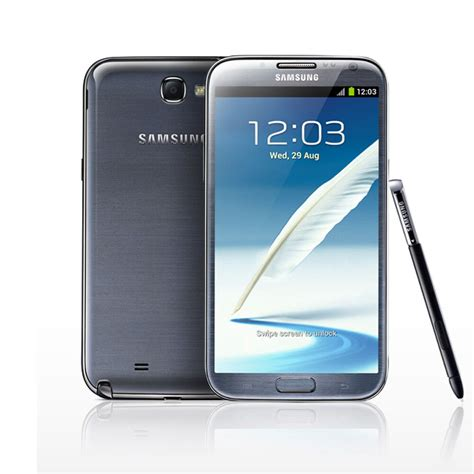 5 5 samsung galaxy note ii gt n7100 16gb 8mp unlocked smart phone titan grey ebay