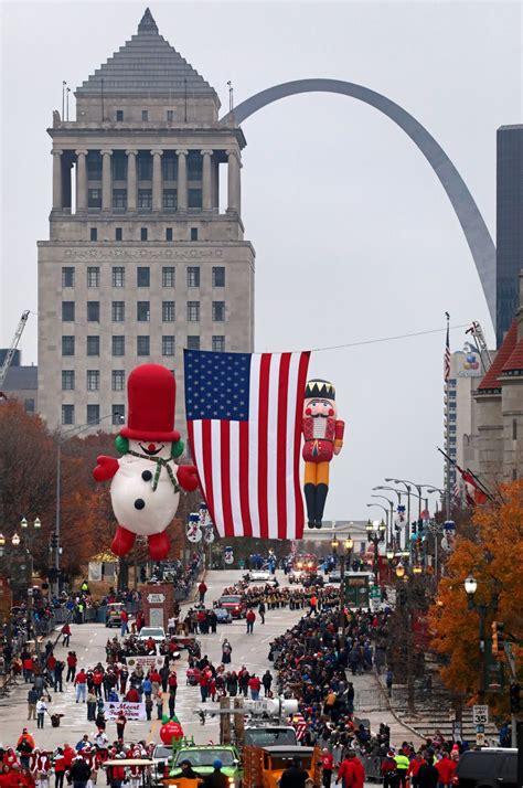 thanksgiving day parade  st louis metro stltodaycom