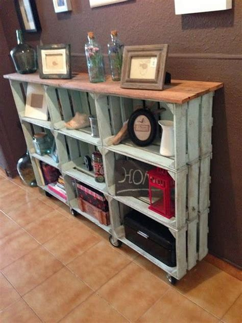 35 Diy Wood Crate Projects With Lots Of Tutorials  Noted List