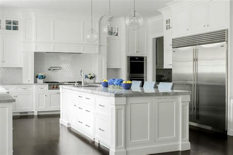 Kitchen Counter Tile Ideas - american kitchen design traditional with christian clive style mounted pot fillers