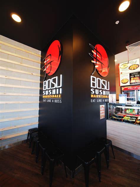 bosu sushii harrisdale   Gerry Kho Architects