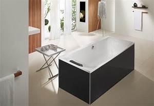 Freistehende Badewanne Schwarz : hoesch thasos glasverkleidung f r freistehende badewanne 3741 schwarz ~ Sanjose-hotels-ca.com Haus und Dekorationen