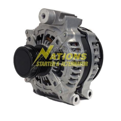 amp high output alternator    dodge