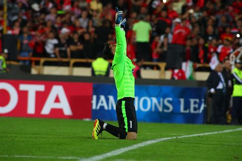 Alireza Beiranvand Proves The Real Deal With Acl Heroics