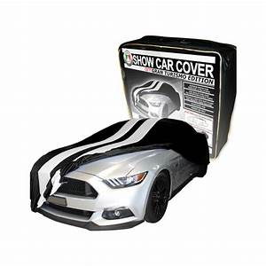 BLACK SHOW CAR COVER GT GRAN TURISMO Ford Mustang 1964-2018 GT V8 Ecoboost 4.9m | eBay