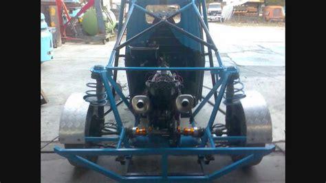 team thr foto costruzione ape prototipo ver motore