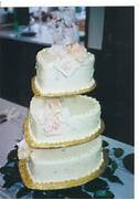 Heart Shaped Wedding Cakes Pictures by Heart Shaped Wedding Cakes And Valentine Cakes