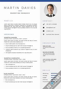 Cv template auckland gosumo cv template for Cv template with photo