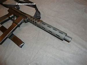 US Machinegun: Steel Slotted Barrel Extension for Tec 9 ...