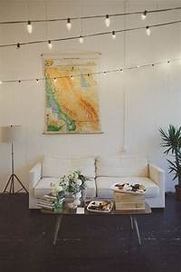 String of happiness the fashion medley for Interior rope lighting ideas