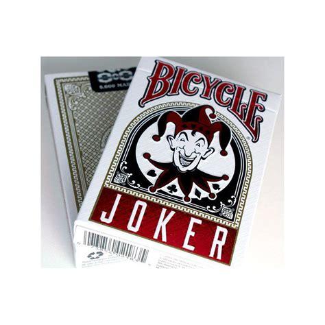 Bicycle Joker Deck Playing Cards  Cartes Magie
