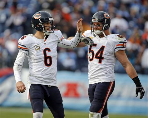 brian urlacher surprised  latest moves  jay cutler