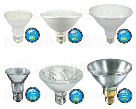 9 watt e27 led par38 flood light bulbs waterproof ip65
