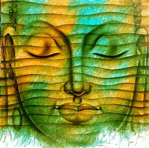Lord Buddha by Prince Chand