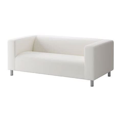 Denim Sofa Ikea 2 Klippan Two Seat Sofa Ransta White Ikea