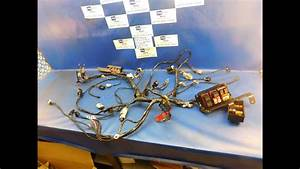 Sold 12-15-17 Wiring Harness 5 0 2012 Volvo Penta Efi Mpi Engine