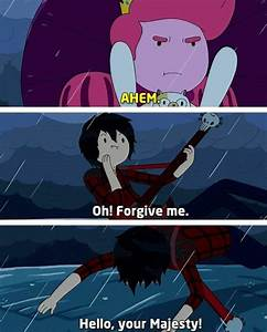 Marshall Lee | ... Prince Bubblegum Quotes