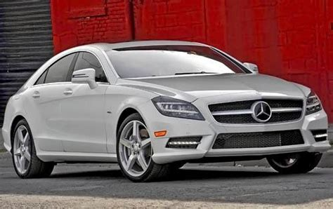 2012 mercedes cls class information and zombiedrive