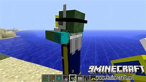 Fantastic Fish Mod 1.7.10 (Deep Sea Fishing, Jaws ...