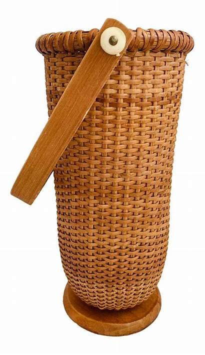 Chairish Basket Wicker