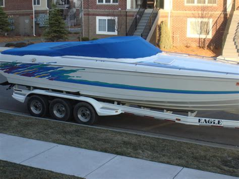 Formula Boats Minnesota by 1999 Formula Thunderbird Fastech Powerboat For Sale In