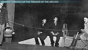 Theater of the Absurd: Definition & Characteristics ...