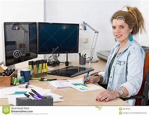 Product Designer Stock Photo  Image Of Artist  Studio