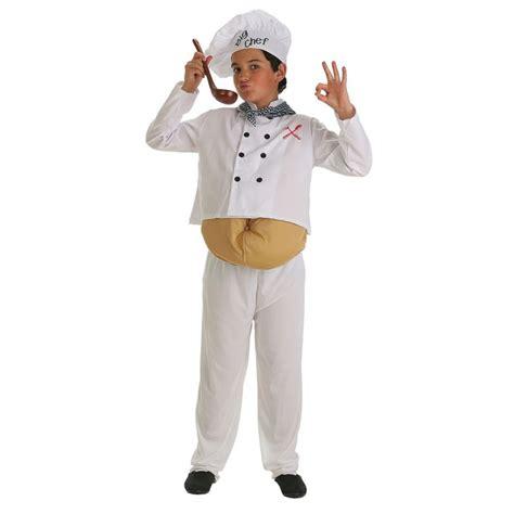 disfraz de cocinero  nino