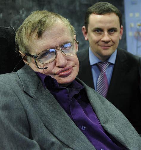Scienziato Sedia A Rotelle by Stephen Hawking