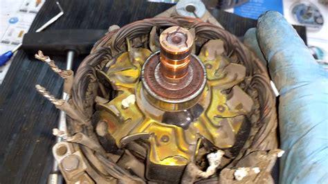 como reparar alternador d 233 chevrolet corsa parte1