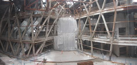 Steel Project Case Study Gallery: Renovation to ROM [page