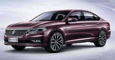 Volkswagen Lavida Plus Mqb Based Sedan For China
