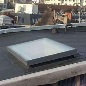 Fenetre De Toit Fixe : fen tre de toit fixe double vitrage gv flushglaze de ~ Edinachiropracticcenter.com Idées de Décoration