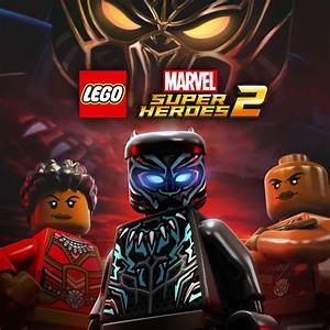 Black Panther Level & Character Pack Out Now For LEGO ...