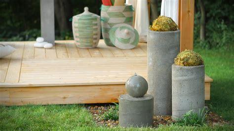 how to build an outdoor zen garden water