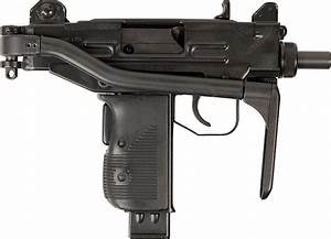 Micro Uzi SMG with stock folded - 9x19mm | Guns, pistols ...