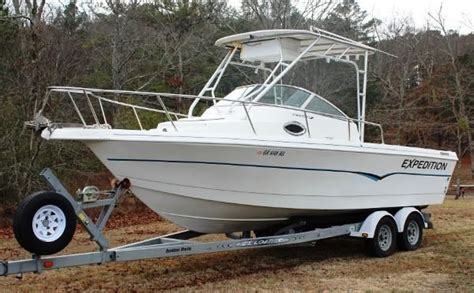 Starcraft Expedition Boats For Sale by Used 2000 Starcraft Expedition 2491 Acworth Ga 30102