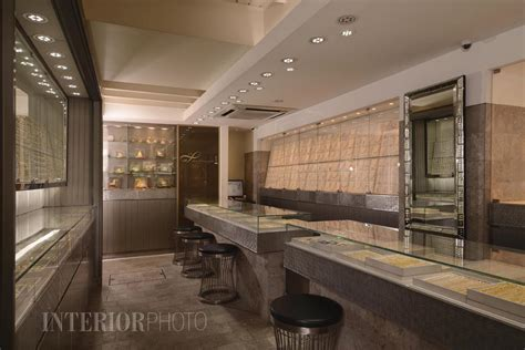 Hagiwara Shop By Design on cheong jewellery interiorphoto professional