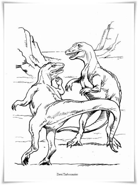 ausmalbilder zum ausdrucken ausmalbilder dinosaurier